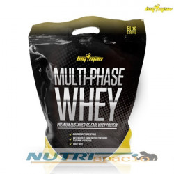 Multiphase Whey - 2,3kg