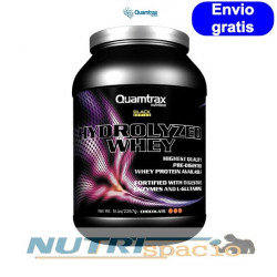 Hydrolyzed Whey - 2267gr/5lbs