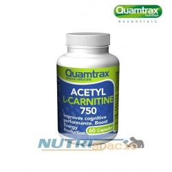 Acetyl L-Carnitine 750 - 60 caps