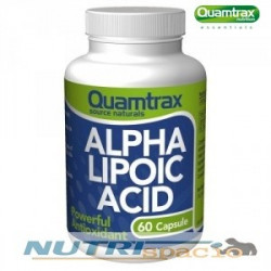 Alpha Lipoic Acid - 60 caps