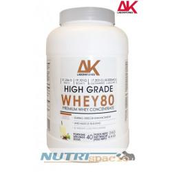 AK Whey 80 - 2 kg