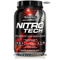 Nitro-Tech Performance Series - 4lb / 1,8 kg