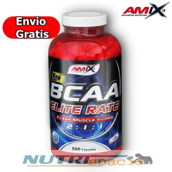 BCAA Elite Rate - 500 caps