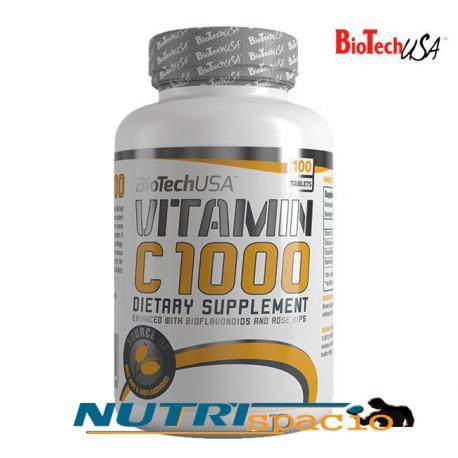 Vitamin C con Vioflavonoides - 100 tabletas