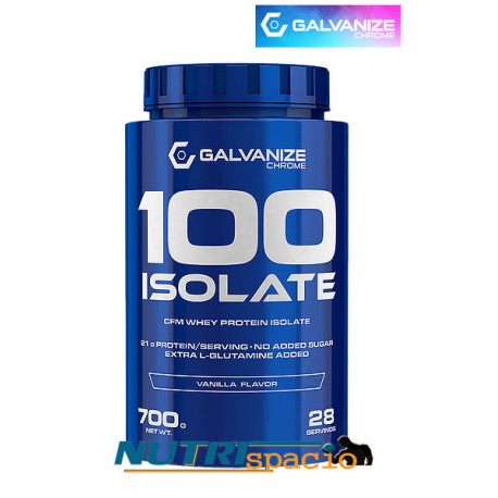 100 Isolate - 700 gr