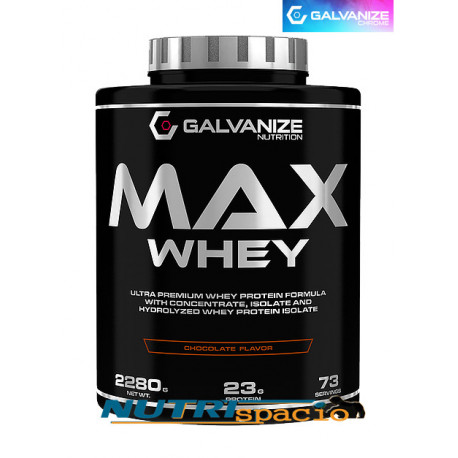 Max Whey - 2280 gr