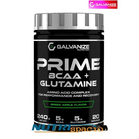 Prime BCAA + Glutamine - 240 gr