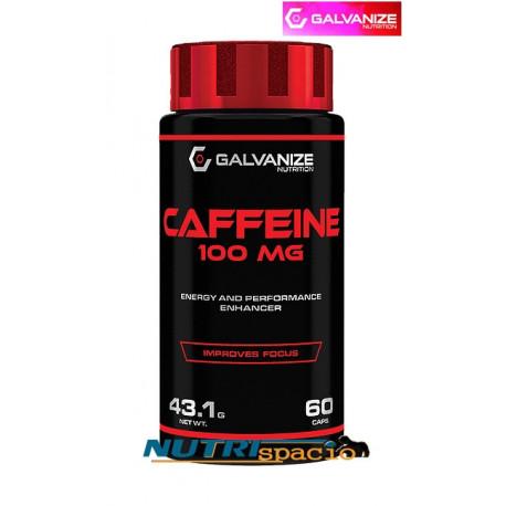 Caffeine 100 mg - 60 capsulas