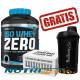 Iso Whey Zero - 2270 gr + Zero Bars 10x50gr + Shaker