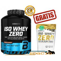 Iso Whey Zero - 2270gr + 500gr
