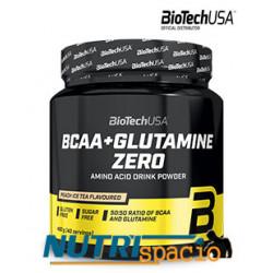 BCAA + Glutamine Zero - 480 gr