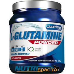 L Glutamine Powder - 400 grs