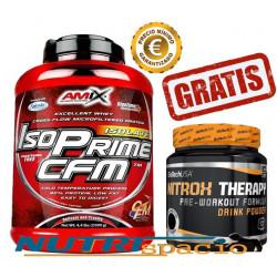 Iso Prime CFM - 2 kg + Nitrox Therapy - 340 gr GRATIS