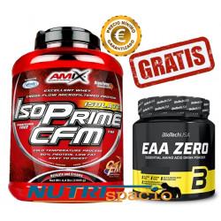 Iso Prime CFM - 2 kg + EAA Zero - 350 gr GRATIS
