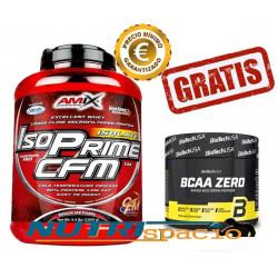 Iso Prime CFM - 2 kg + BCAA Zero - 360 gr