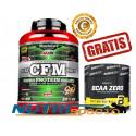 CFM Nitro Protein Isolate - 2 kg - BCAA  Zero - 180 gr