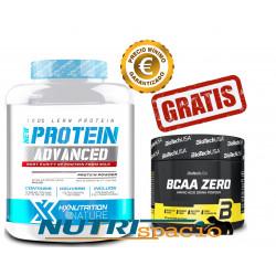 Protein Advanced - 2kg + BCAA Zero - 180 gr