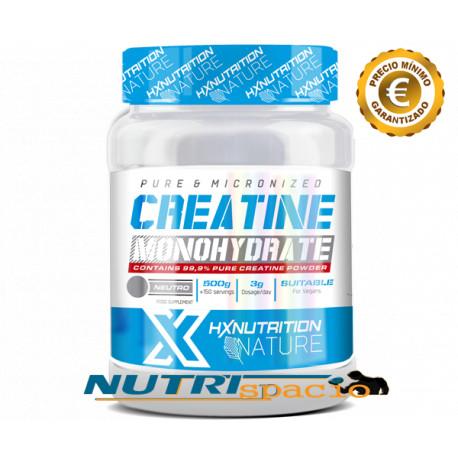 HX Nature Creatine Monohydrato - 500 gr