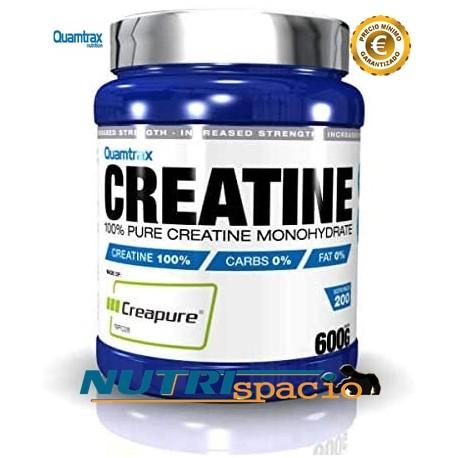 Creatine Creapure - 600 gr