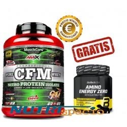 CFM Nitro Protein 2kg + Amino Energy - 330 gr