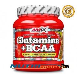 Glutamine + BCAA - 300 gr
