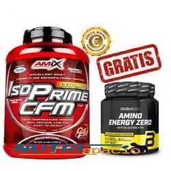 Iso Prime CFM - 2 kg + Amino Energy Zero - 360 gr