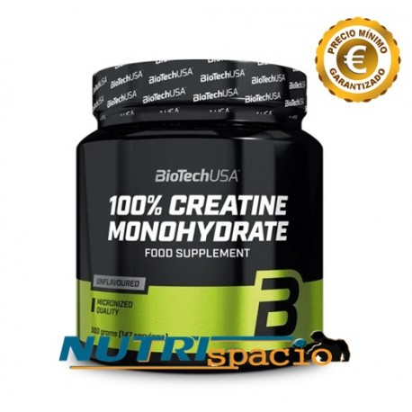 100% Creatine Monohydrate - 500 gr