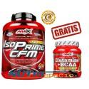 Iso Prime CFM - 2 kg + Glutamine + BCAA - 300 gr