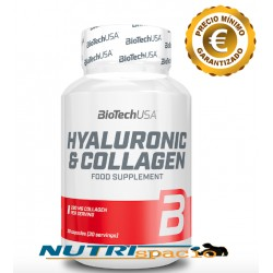 Hyaluronic & Collagen - 30 caps