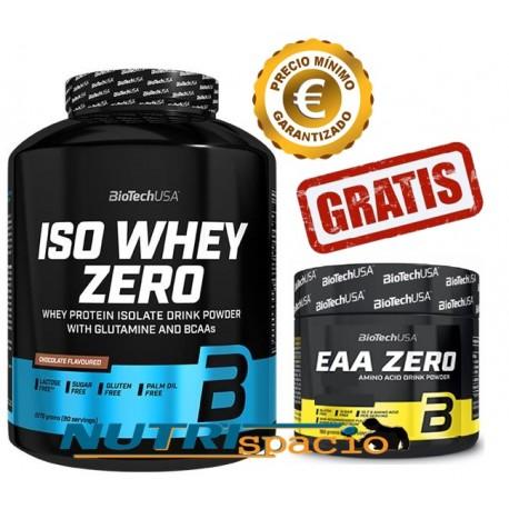 Iso Whey Zero - 2270 gr + EAA Zero - 182 gr