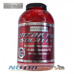 Intak 100 Isolated - 2270 gr /  5 lb
