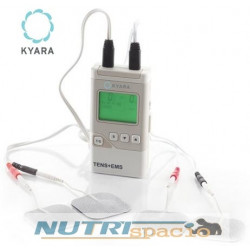 LTK500 TENS+EMS digital de 2 canales
