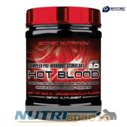 Hot Blood 2.0 - 300 gr