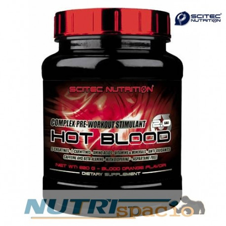 Hot Blood - 820 gr