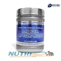 Mega Arginine - 140 Capsulas