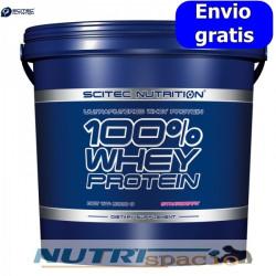100% Whey Protein - 5000 gr