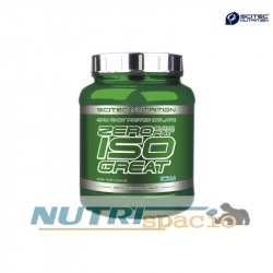 Zero Carb Isogreat - 900 gr