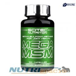 Mega MSM - 100 Capsulas