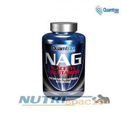 NAG N-Acetil L-Glutamina - 180 caps