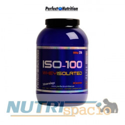 Iso-100% Whey Isolated - 2lb / 907gr