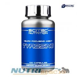 Tyrosine - 100 Capsulas