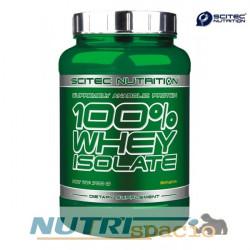 100% Whey Isolate - 2000 gr