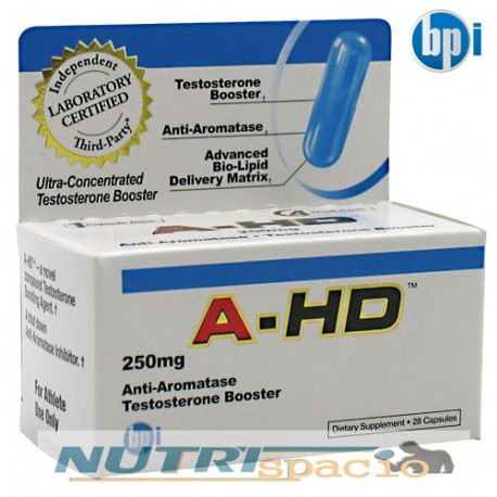 A-HD - 28 capsulas
