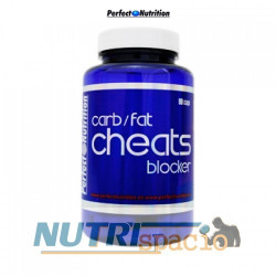 Cheats Carb Blocker - 90 capsulas