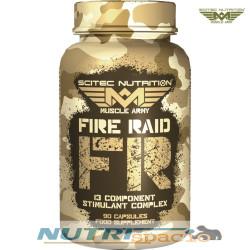 Fire Raid - 90 Capsulas