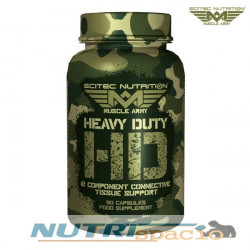 Heavy Duty - 90 Capsulas