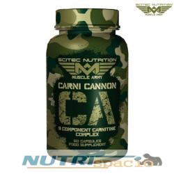 Carni Cannon - 60 capsulas