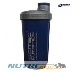 Shaker  Mezclador 700 Ml. by  Scitec Nutrition - azul