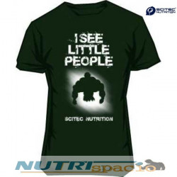 Camiseta Scitec - I See Little People