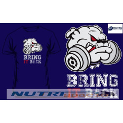 Camiseta Scitec -  Bring it Back